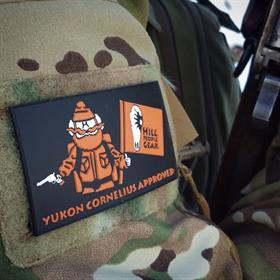 Yukon Cornelius Approved Patch