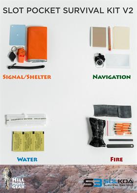 Slot Pocket Survival Kit V2