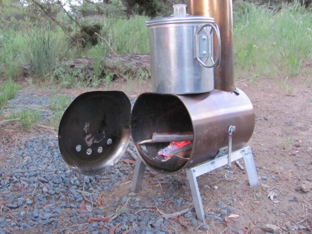 - Hill People Gear Make Your Own Woodstove