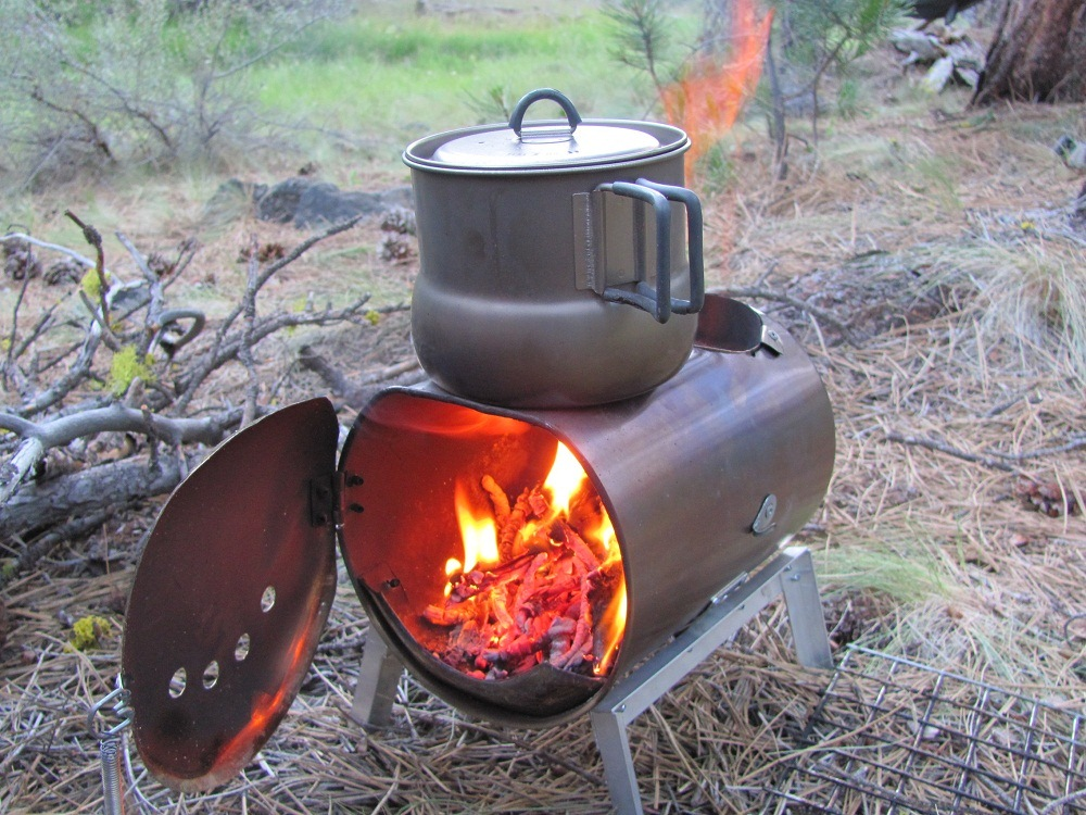 Hill People Gear Make Your Own Woodstove