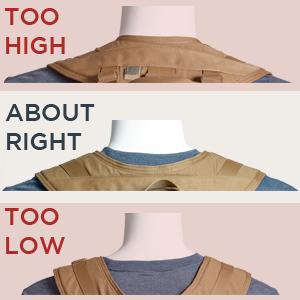 Shoulder Harness Fitment